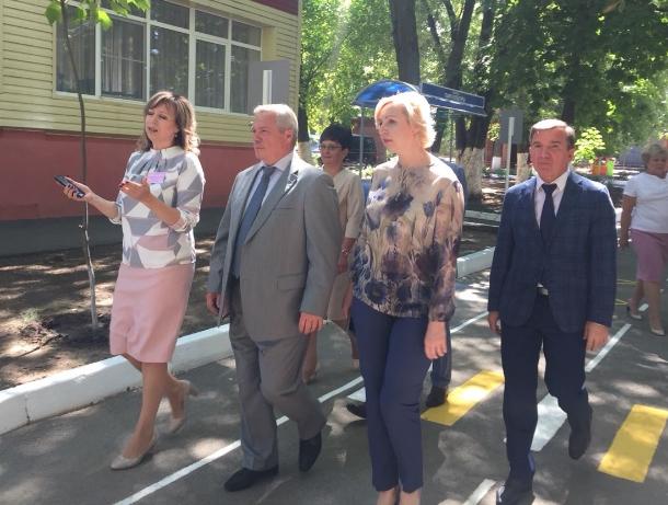 Губернатор Василий Голубев прибыл в Волгодонск с рабочим визитом