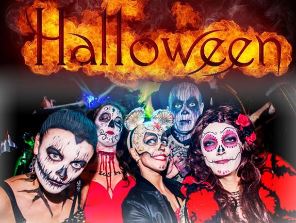 Пришли фото в костюме и выиграй билеты на «Хэллоуин» в «Рандеву»
