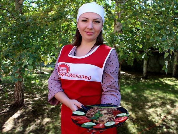 Блюдо «Виктория», названное в честь подруги Анны Хажаевой, жюри оценили на «3»