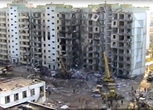Теракт 99-го: Первые часы после страшной трагедии