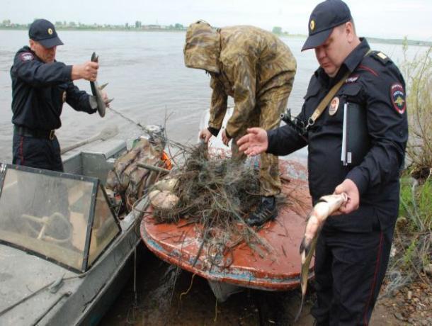 Кражу на сумму 200 000 рублей на берегу Дона под покровом ночи раскрыли волгодонские полицейские