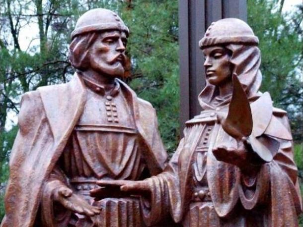 В канун праздника любви семьи и верности в Волгодонске состоится 20 свадеб