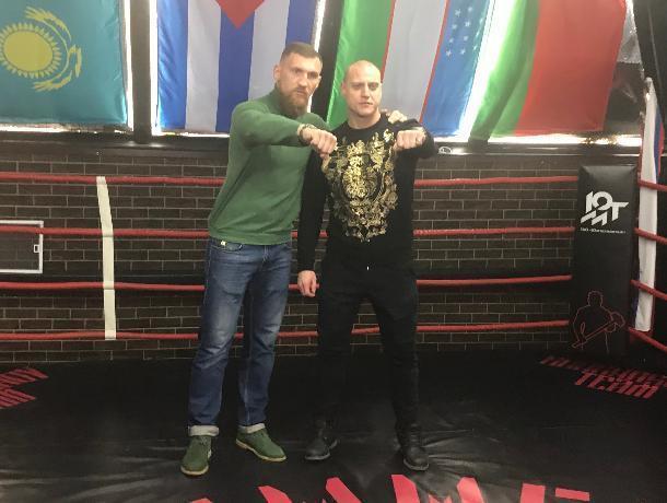 Для съемок Дмитрия Кудряшова в своем клипе Миша Маваши приехал в Волгодонск