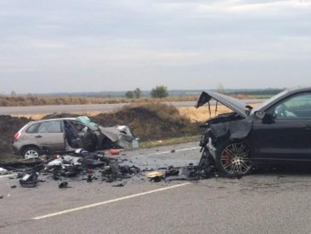 Двое командированных на РоАЭС мужчин погибли при лобовом столкновении по дороге домой из Волгодонска
