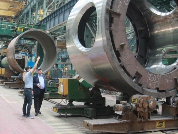 Волгодонский Атоммаш приступил к наплавке и сварке узлов оборудования для Турецкой АЭС