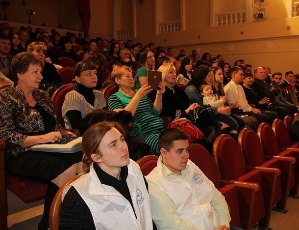 В Волгодонске 130 студентов-бакалавров ДГТУ получили долгожданные дипломы о высшем образовании