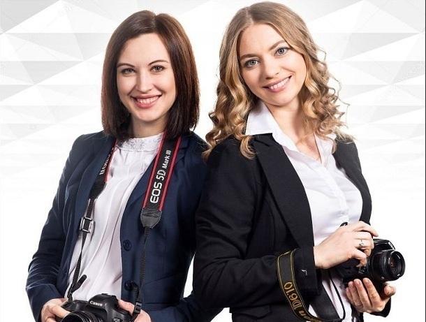 Две очаровательные девушки, объединенные любовью к фотосъемке, продемонстрируют свой талант всему Волгодонску