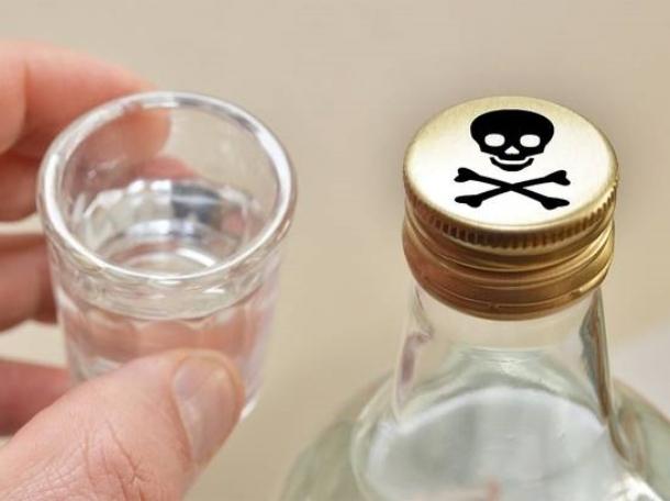Четыре человека умерли в Волгодонске в 2018 году от острого отравления алкоголем