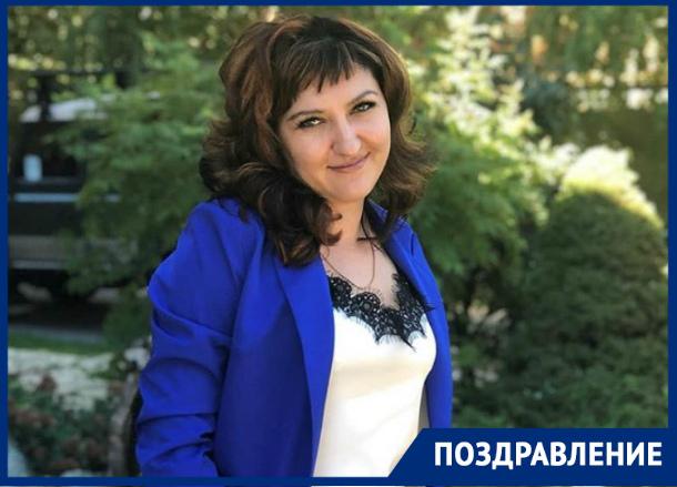 «Блокнот» поздравляет Надежду Журликову с днем рождения