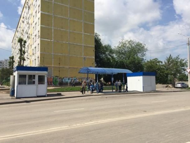 В будущем году в Волгодонске установят несколько новых остановочных павильонов