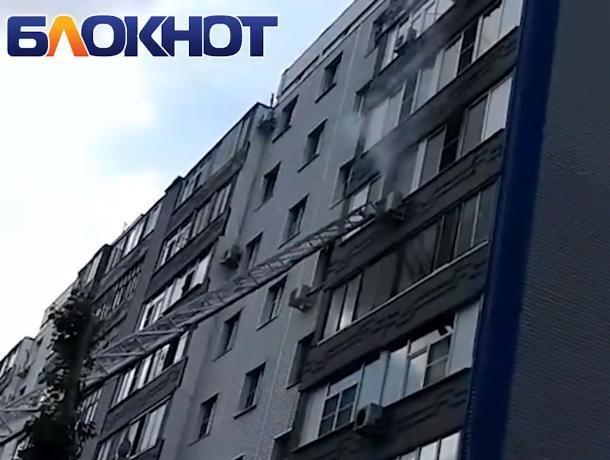 В Волгодонске из-за взорвавшегося в квартире гироскутера случился пожар
