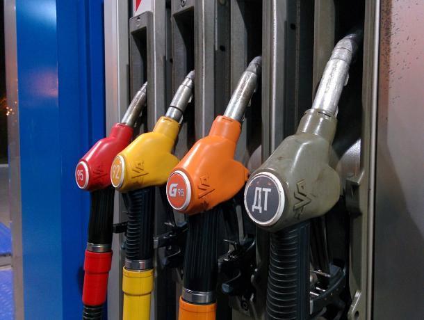 На некоторых автозаправках Волгодонска поднялась стоимость на нефтепродукты