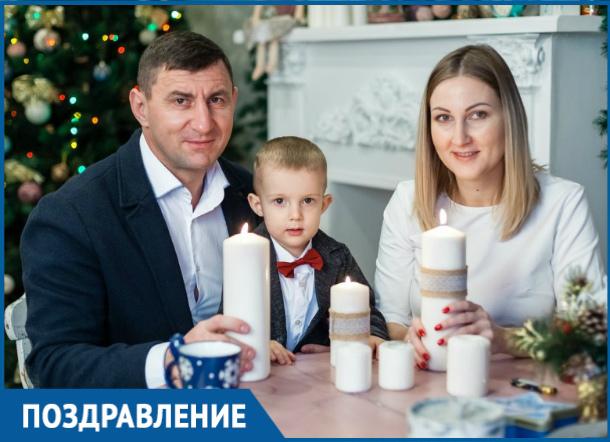 Президент федерации рукопашного боя Андрей Парыгин стал отцом в четвертый раз