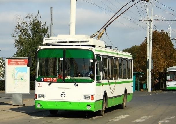 В пятницу волгодонские троллейбусы №3 и №3а поедут по другому маршруту
