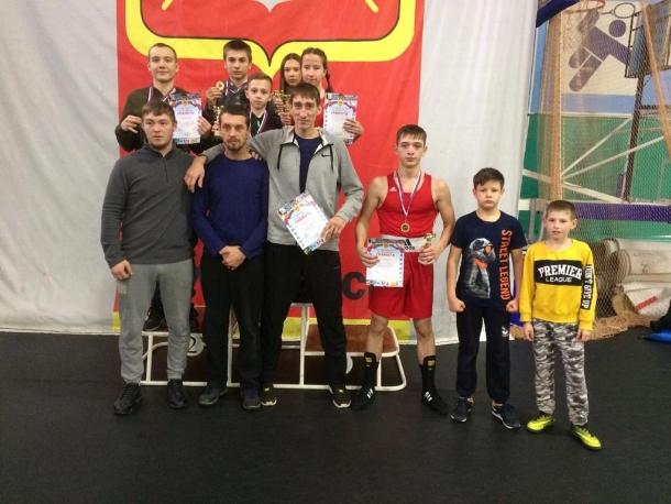 Отборочный этап на первенство области по боксу состоялся в Волгодонске