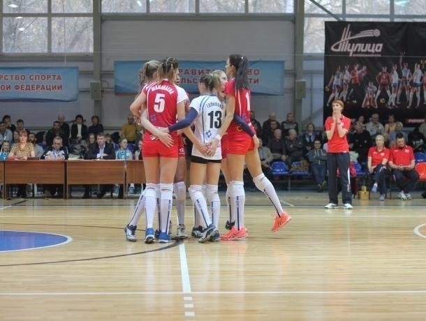Омские волейболистки начали борьбу запереход влигу «А» Чемпионата Российской Федерации