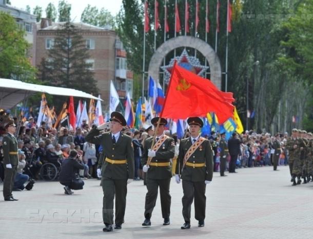 На День Победы в Волгодонске ограничат движение автомобилей