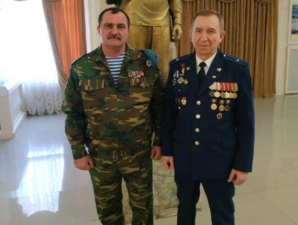 Волгодонцы приняли участие в региональном собрании, посвященном 30-летию вывода советских войск из Афганистана