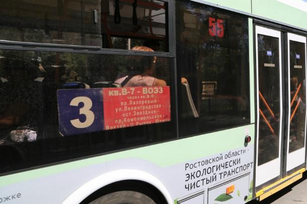 Троллейбусы в новогоднюю ночь в Волгодонске будут ездить до 6 утра