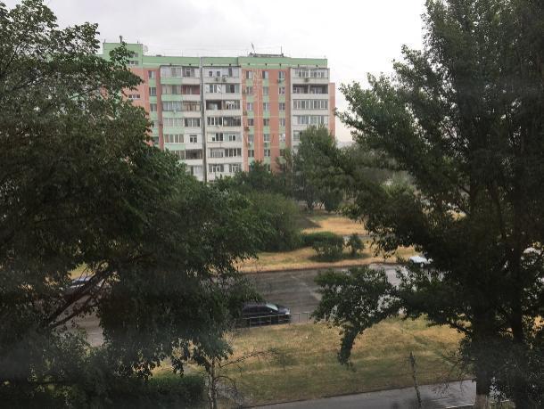 В выходные на Волгодонск обрушится ливень и шквалистый ветер