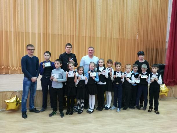 Два десятка первоклассников получили свои первые знаки отличия ГТО в Волгодонске