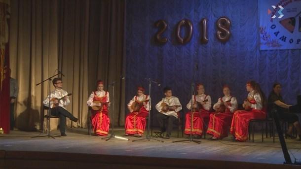 Творческие коллективы из Волгодонска выступили  на фестивале «Самородки — 2018»