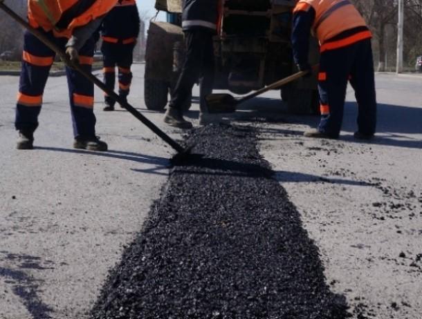 Разворотное кольцо по Романовскому шоссе в районе ВОЭЗ отремонтируют за деньги Волгодонска