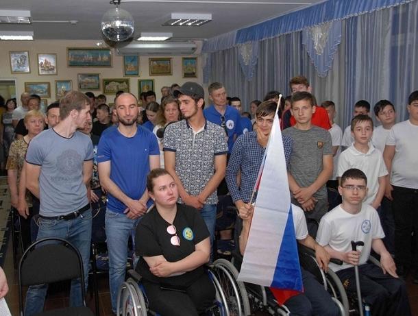 В Волгодонске стартовал турнир по плаванию среди детей с ограниченными возможностями здоровья