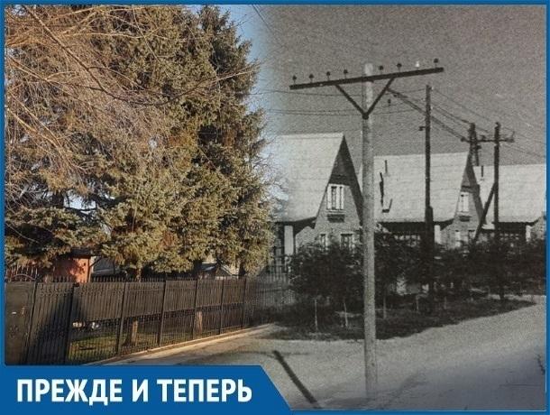 Как с 60-х XX века изменилась улица Советская в Волгодонске