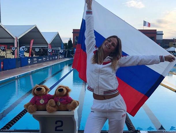 Юлия Ефимова взяла все золото «Маре Нострум», став абсолютным триумфатором международного турнира во Франции