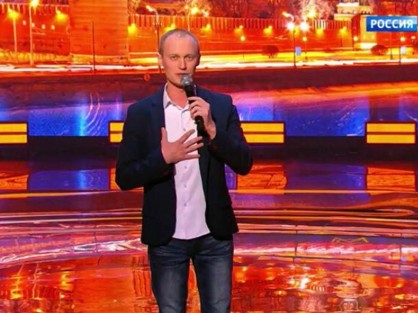 Известный волгодонец Вячеслав Передерей выступил в специальном выпуске шоу «Мастер Смеха» на телеканале «Россия 1»