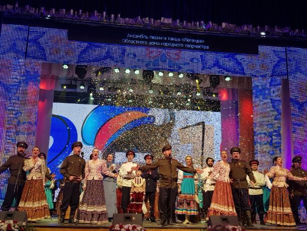 Шесть мастеров из Волгодонска приняли участие в открытии Года народного творчества