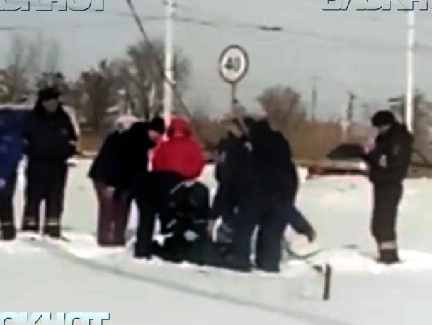 Инцидент с извлечением женщины из колодца под «Атоммашем» прокомментировали власти Волгодонска