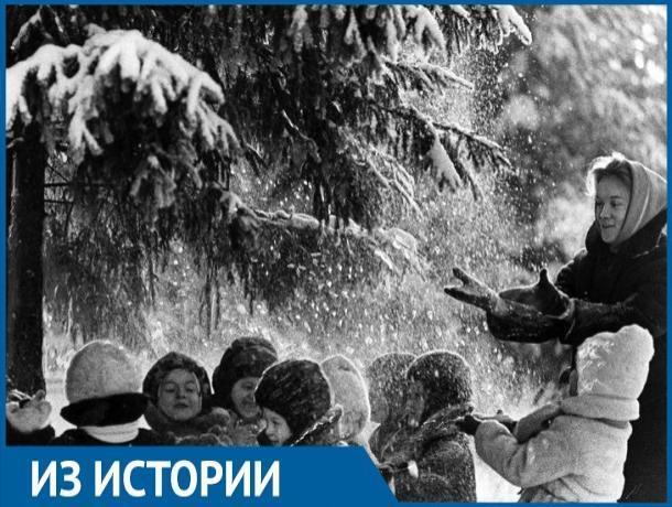 Новогодние карнавалы, «веселые старты» и боевые походы развлекали школьников на зимних каникулах 40 лет назад