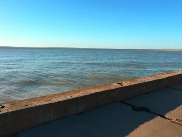 До критической отметки Цимлянского водохранилища осталось 11 сантиметров