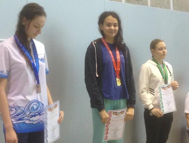Самые высокие результаты в чемпионате Ростовской области показали пловцы из Волгодонска