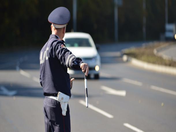 ГИБДД Волгодонска продолжает бороться с нетрезвыми водителями