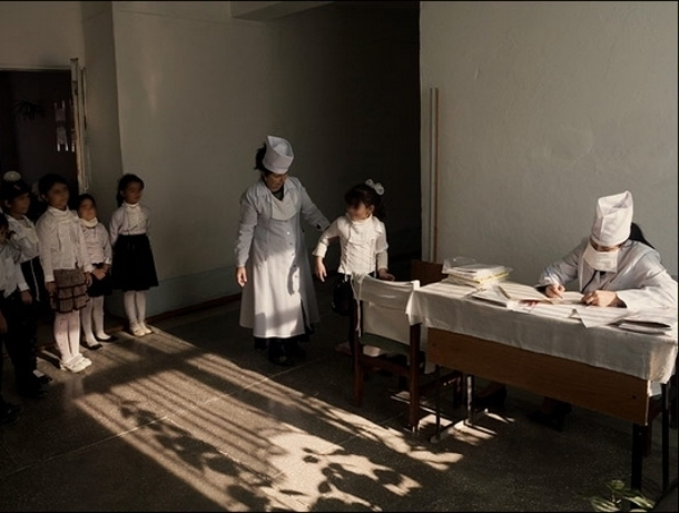 39 лет назад в Волгодонске появилось отделение организации медпомощи школьникам