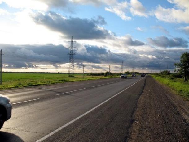 Волгодонск: Введен вэксплуатацию участок автодороги Ростов