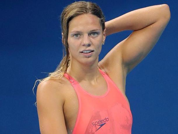 Ефимова непрошла вфиналЧМ поплаванию