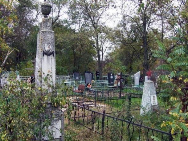 Четыре дня в Волгодонске будет идти противоклещевая обработка городских кладбищ