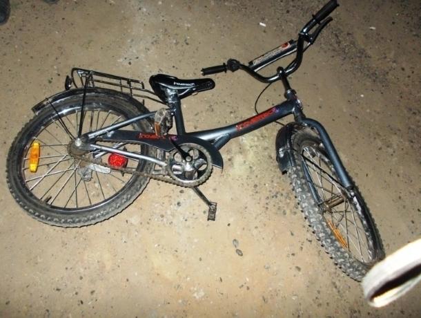 12-летнего велосипедиста сбили вВолгодонске
