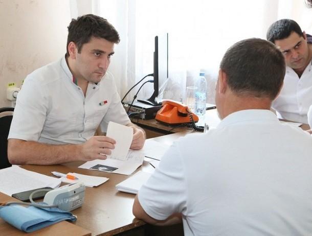 Специалисты центра сердечно-сосудистой хирургии имени Бакулева проведут прием в Волгодонске