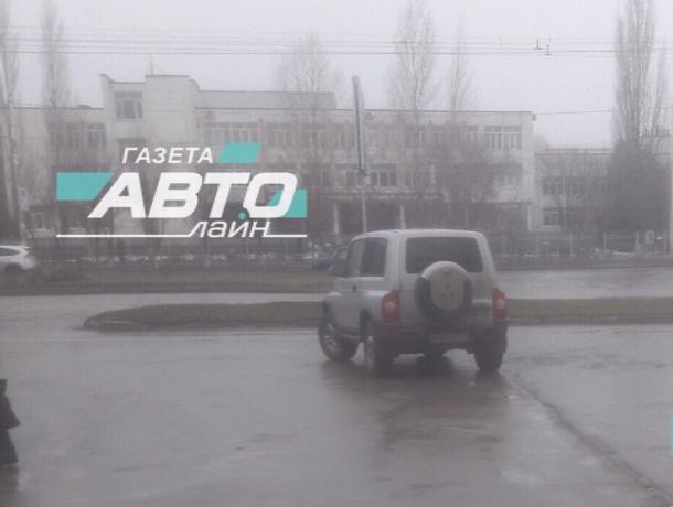 64-летний пешеход попал под колеса автомобиля в Волгодонске