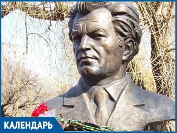 12 лет назад в этот день состоялось торжественное открытие памятника и бульвара Александра Тягливого