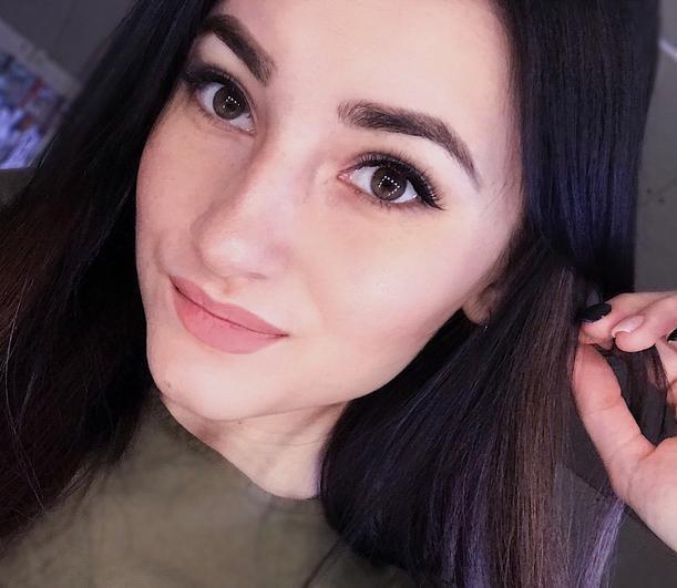20-летняя Ольга Кравченко в конкурсе «Мисс Блокнот-2019»