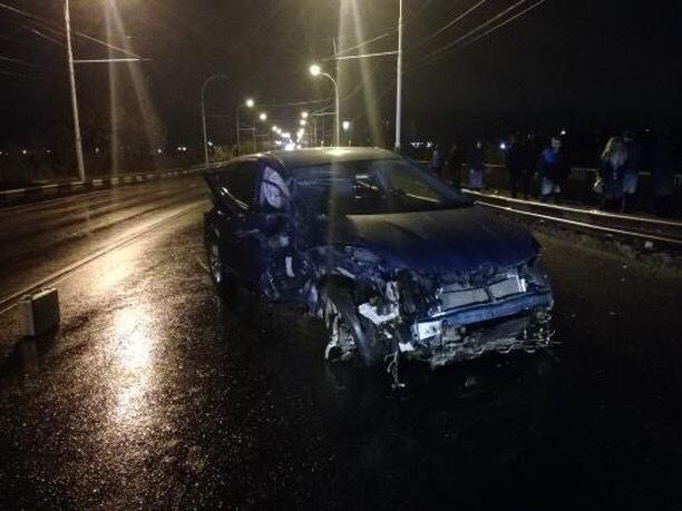 Пьяный водитель «Мазды» пытался сбежать с места смертельного ДТП на мосту в Волгодонске