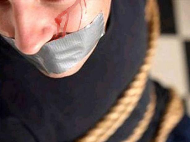 Гражданин Романовской безжалостно избил своего знакомого палкой иоставил связанного вподвале