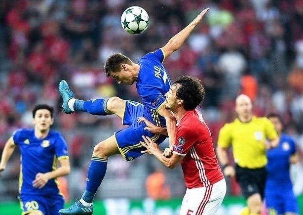 «Бавария» насвоем поле разгромилаФК «Ростов» срезультатом 5:0