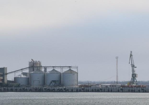 Грузооборот порта Волгодонска превысил 100 тысяч тонн